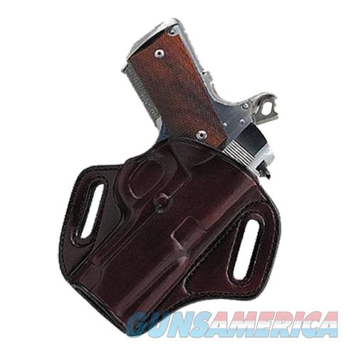 "Galco Con424h Concealable Belt Holster  1911 3"" Steerhide Brown CON424H  Non-Guns > Holsters and Gunleather > Other"