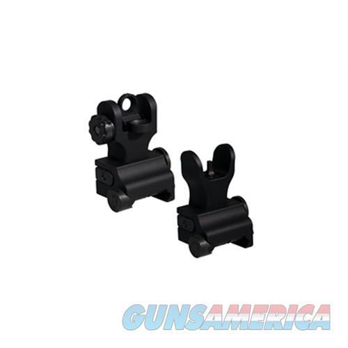 Samson Manufacturing Samson Flip-Up Frnt/Rear Set A2 Blk QF-A2-A2 PKG  Non-Guns > Iron/Metal/Peep Sights