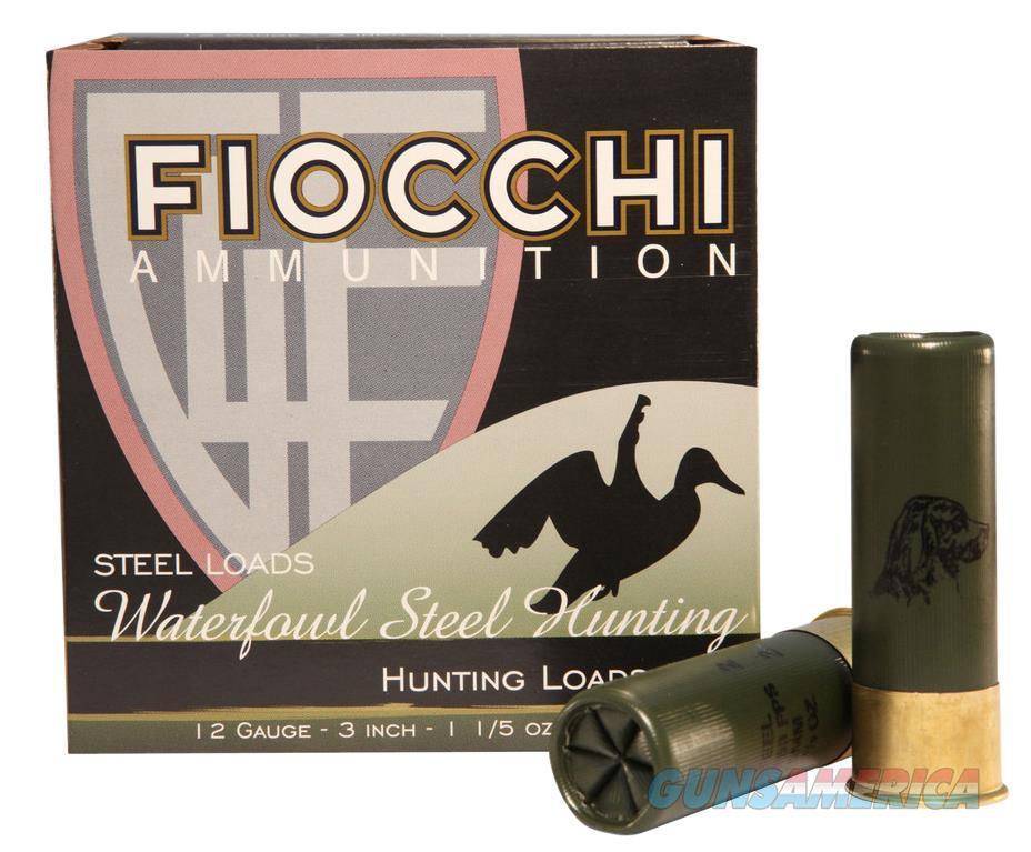 "Fiocchi 123St154 Shooting Dynamics 12 Gauge 3"" 1-1/5 Oz 4 Shot 25 Bx/ 10 Cs 123ST154  Non-Guns > Ammunition"
