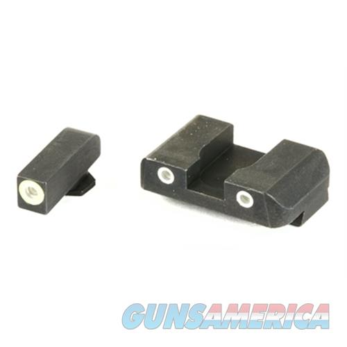 Ameriglo Trit F/R For Glk 17/19 Grn GL-243  Non-Guns > Scopes/Mounts/Rings & Optics > Mounts > Other