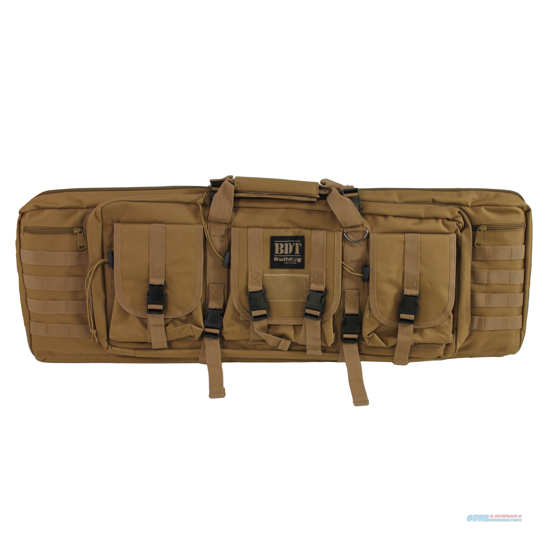 Bulldog Cases Double Rifle Tactical BDT60-37T  Non-Guns > Gun Cases