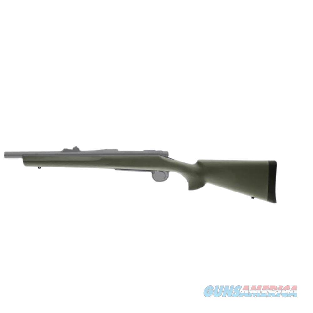 Hogue Rubber Overmolded Stock For Remington 70213  Non-Guns > Gunstocks, Grips & Wood