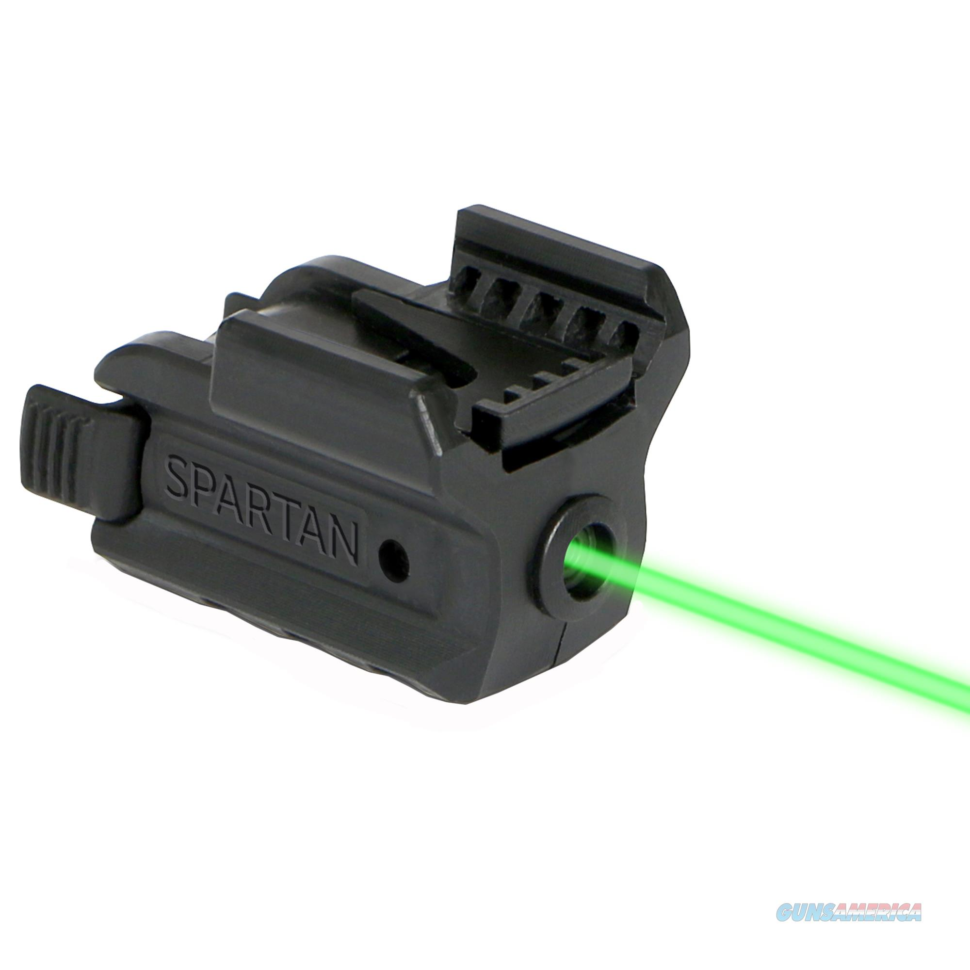 Lasermax Spartan Rail Mounted Laser SPS-G  Non-Guns > Gun Parts > Misc > Rifles