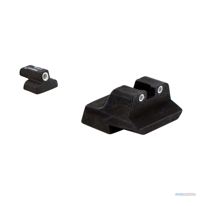 Trijicon Smith & Wesson Bright And Tough 3 Dot Night Sight Set SA30  Non-Guns > Iron/Metal/Peep Sights