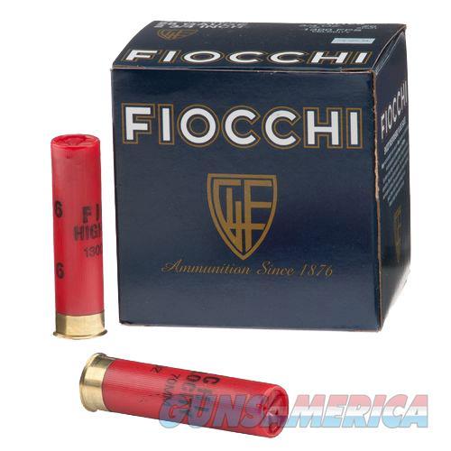 Fiocchi 20Hv High Velocity 20Ga 2 3/4In 2 3/4 Dram 1 Ounce S 20HV7.5  Non-Guns > Ammunition