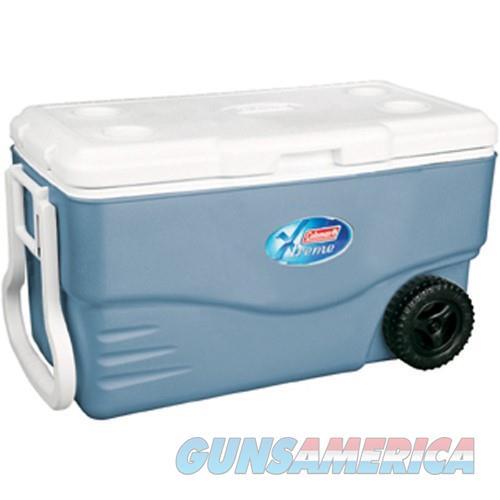 Coleman 100 Quart Xtreme Wheeled Blue Cooler 6201A748 6201A748  Non-Guns > Fishing/Spearfishing