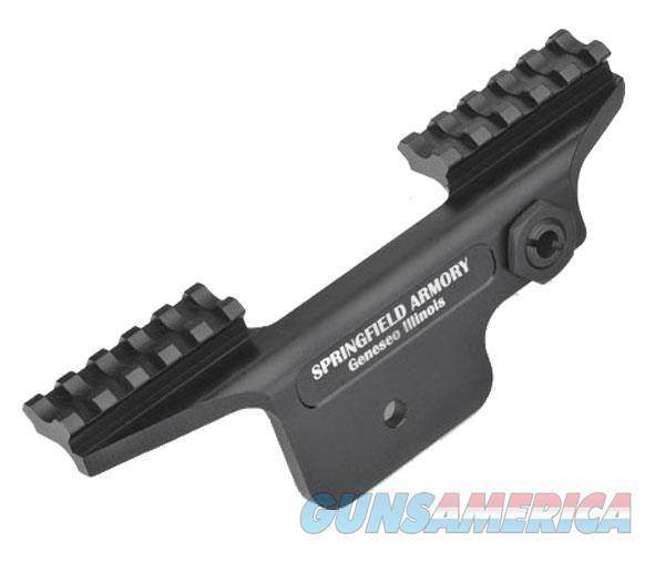 Springfield Armory Ma4genam Scope Mount For  1-Piece Style Black Finish MA4GENAM  Non-Guns > Scopes/Mounts/Rings & Optics > Mounts > Other
