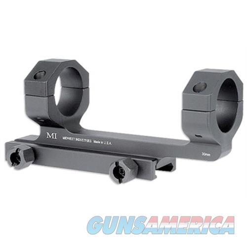 Midwest Industries, Inc. Midwest 30Mm Scope Mount Blk M30  Non-Guns > Scopes/Mounts/Rings & Optics > Mounts > Other