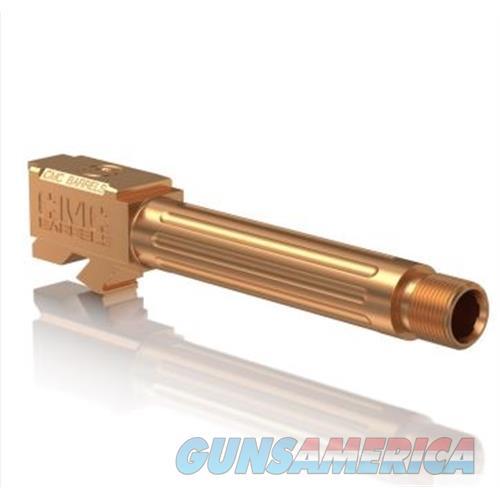 Cmc Trigger Cmc Bbl For G19 Flt Thr Brz 75523  Non-Guns > Barrels