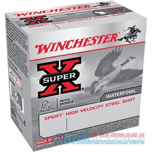 """Winchester Ammo Xpert Steel 12Ga. 2.75"""" 1400Fps. 1-1/8Oz. #6 25P WEX12H6  Non-Guns > Ammunition"""