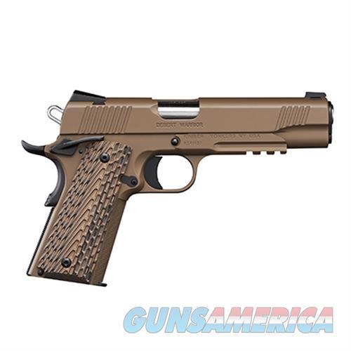 Kimber Desert Warrior .45Acp KIM3000236  Guns > Pistols > K Misc Pistols
