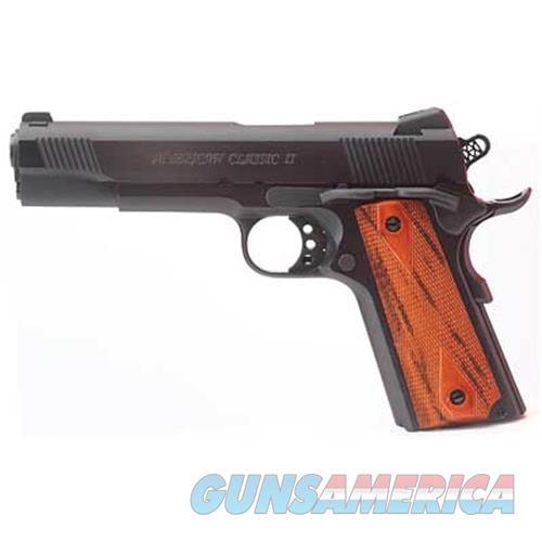 "Amer Clsc Ii 1911 45Acp 5"" 8Rd Bl AC45G2  Guns > Pistols > IJ Misc Pistols"