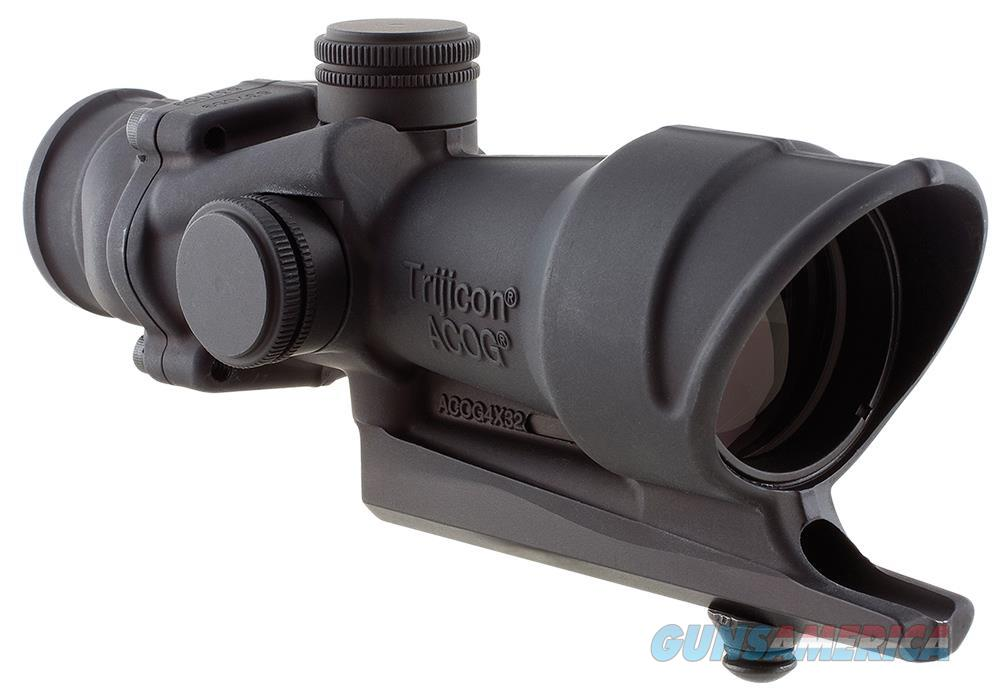 Trijicon 100103 Acog 4X 32Mm Obj 36.8 Ft @ 100 Yds Fov  Black Crosshair 719307300019  Non-Guns > Scopes/Mounts/Rings & Optics > Mounts > Other