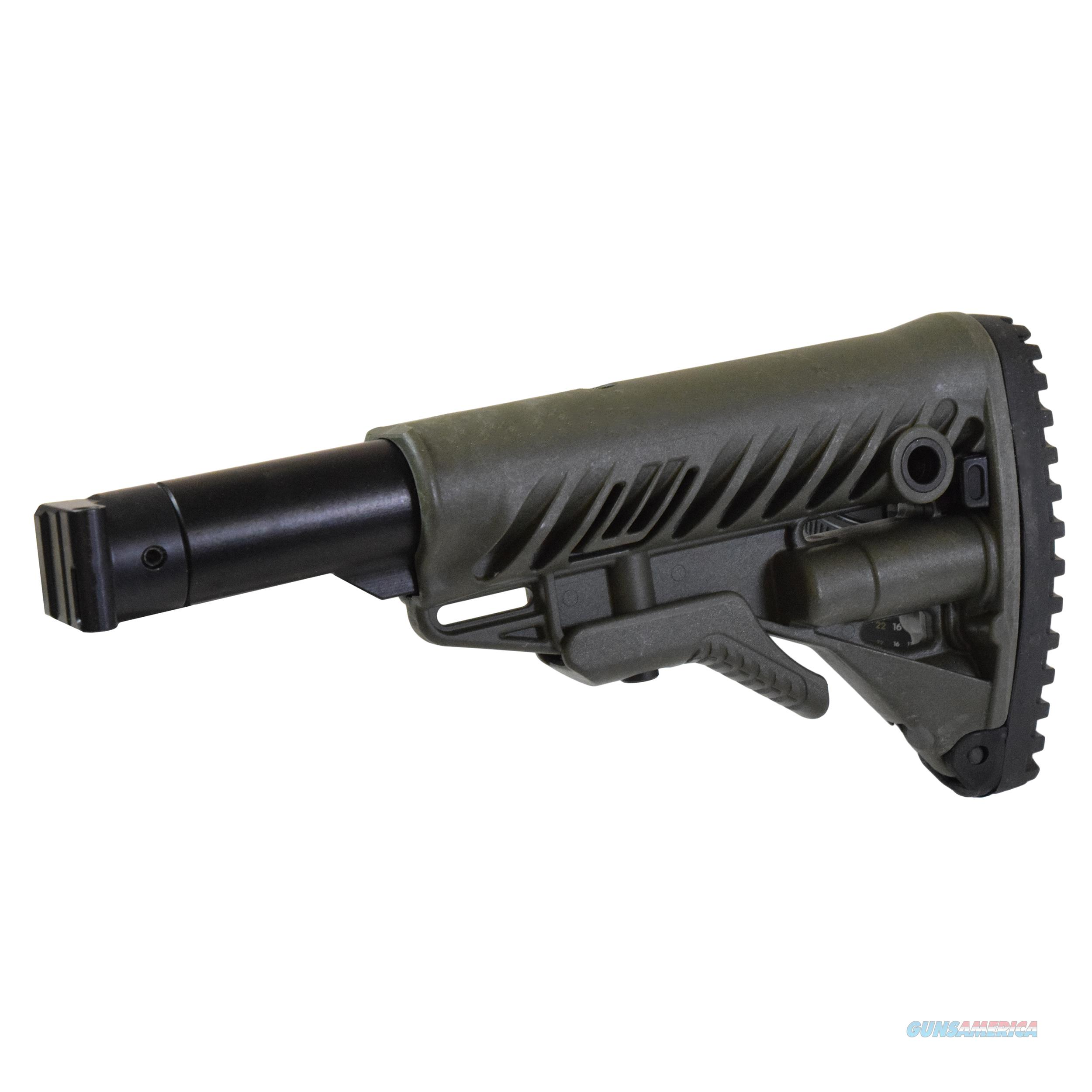 Mako Group Folding Ccollapsible Buttstock System M4-SAIGA-OD  Non-Guns > Gunstocks, Grips & Wood