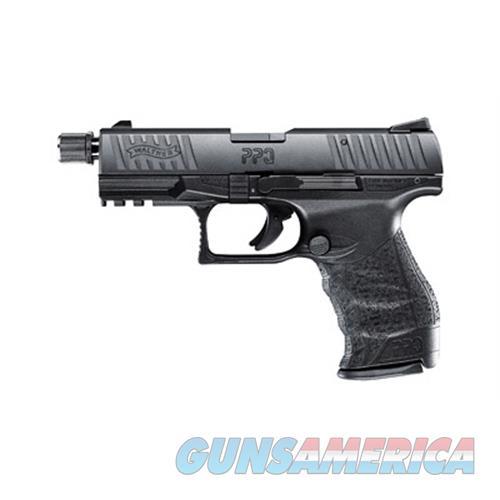 """Wal Ppq Tact 22Lr 4.6"""" Blk 12Rd Adap 5100301  Guns > Pistols > W Misc Pistols"""