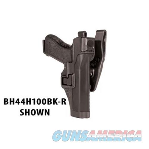 Black Hawk Products Bh Serpa Level 3 Duty For G17 Rh Blk 44H100BK-R  Non-Guns > Holsters and Gunleather > Other