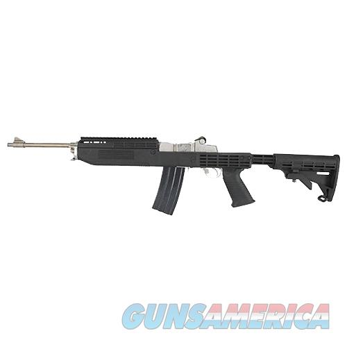 Tapco 16771 Intrafuse Mini-14/Thirty Stock System Composite Black STK62160 BLACK  Non-Guns > Gunstocks, Grips & Wood