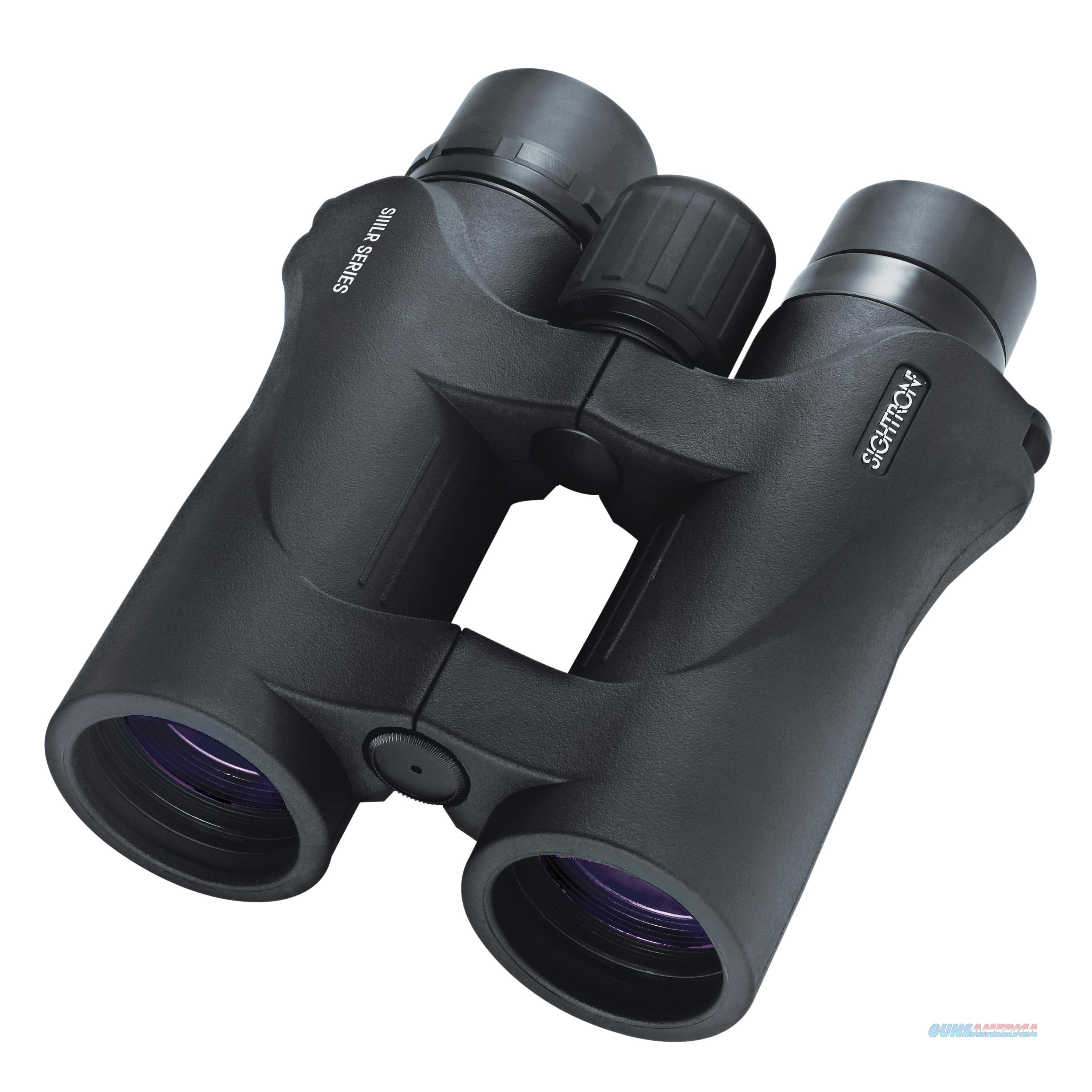 Sightron, Inc. Siii Series Bino 8X42mm 25140  Non-Guns > Scopes/Mounts/Rings & Optics > Non-Scope Optics > Binoculars