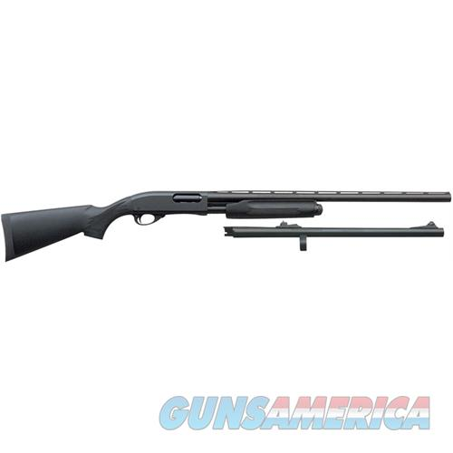 "Remington Firearms 25659 870 Express Youth Combo Pump 20 Gauge 20""/21"" 4+1 Black Synthetic Stock Blued 25659  Guns > Rifles > R Misc Rifles"