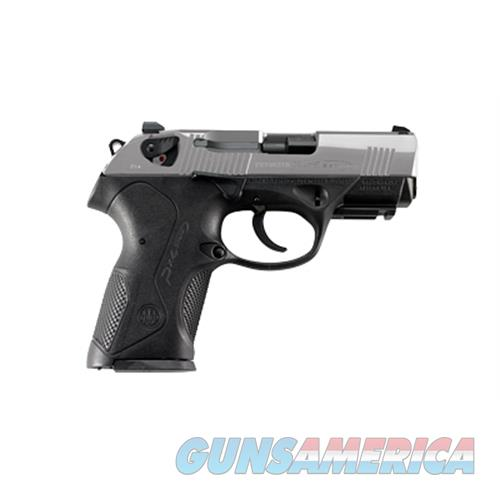 "Beretta Usa Jxc4f51 Px4 Storm Compact Single/Double 40 Smith & Wesson (S&W) 3.27"" 12+1 Black Interchangeable Backstrap Grip Stainless Steel JXC4F51  Guns > Pistols > B Misc Pistols"