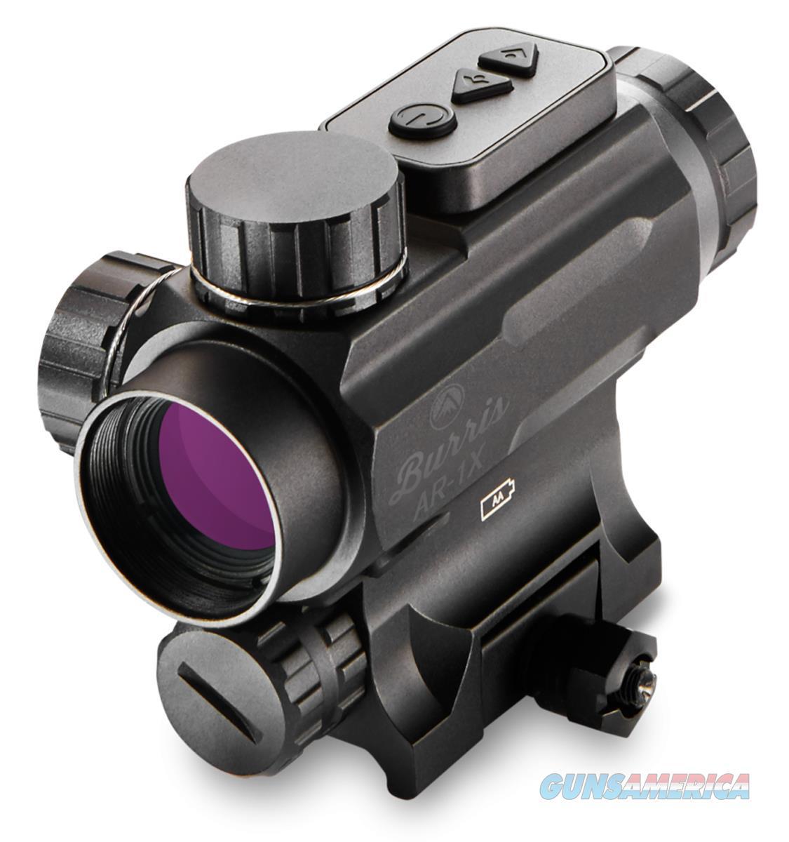 "Burris 300219 Ar-1X 1X 20Mm Obj 2.7"" Eye Relief  Black Matte 300219  Non-Guns > Scopes/Mounts/Rings & Optics > Rifle Scopes > Variable Focal Length"