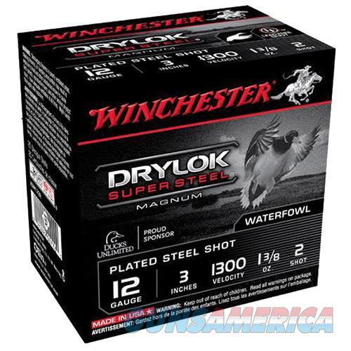 Winchester Super X Drylok Super Steel XSM1232  Non-Guns > Ammunition