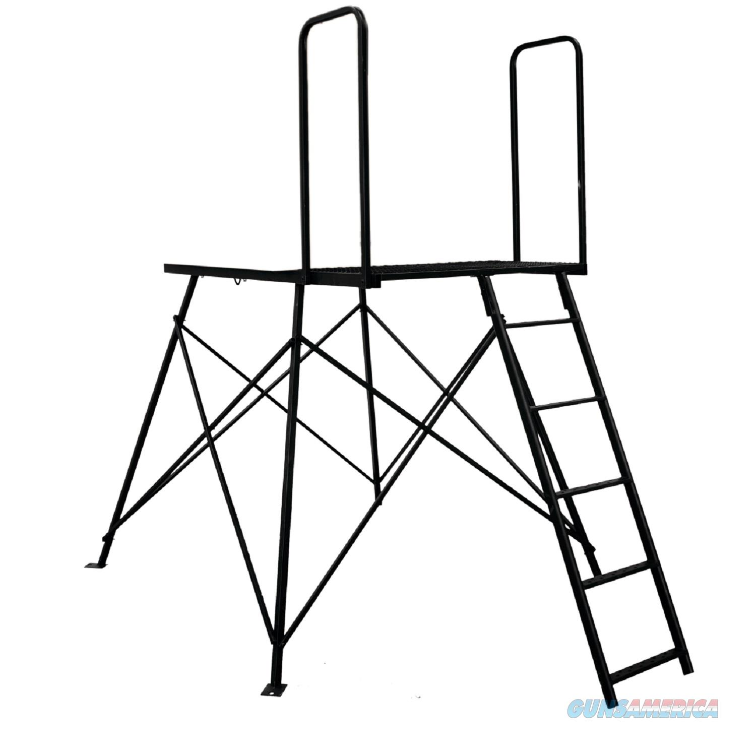 Muddy Deluxe 5Ft Tower BBT200  Non-Guns > Hunting Clothing and Equipment > Tree Stands