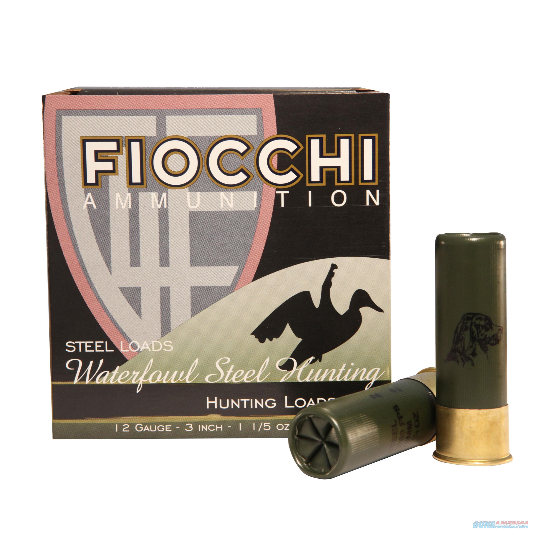 Fiocchi Speed Steel 12 Gauge 123ST153  Non-Guns > Ammunition