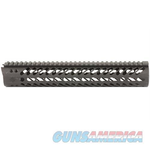 "Seekins Mcsr V2 Keymod Rail 12"" Blk 10530007  Non-Guns > Gunstocks, Grips & Wood"