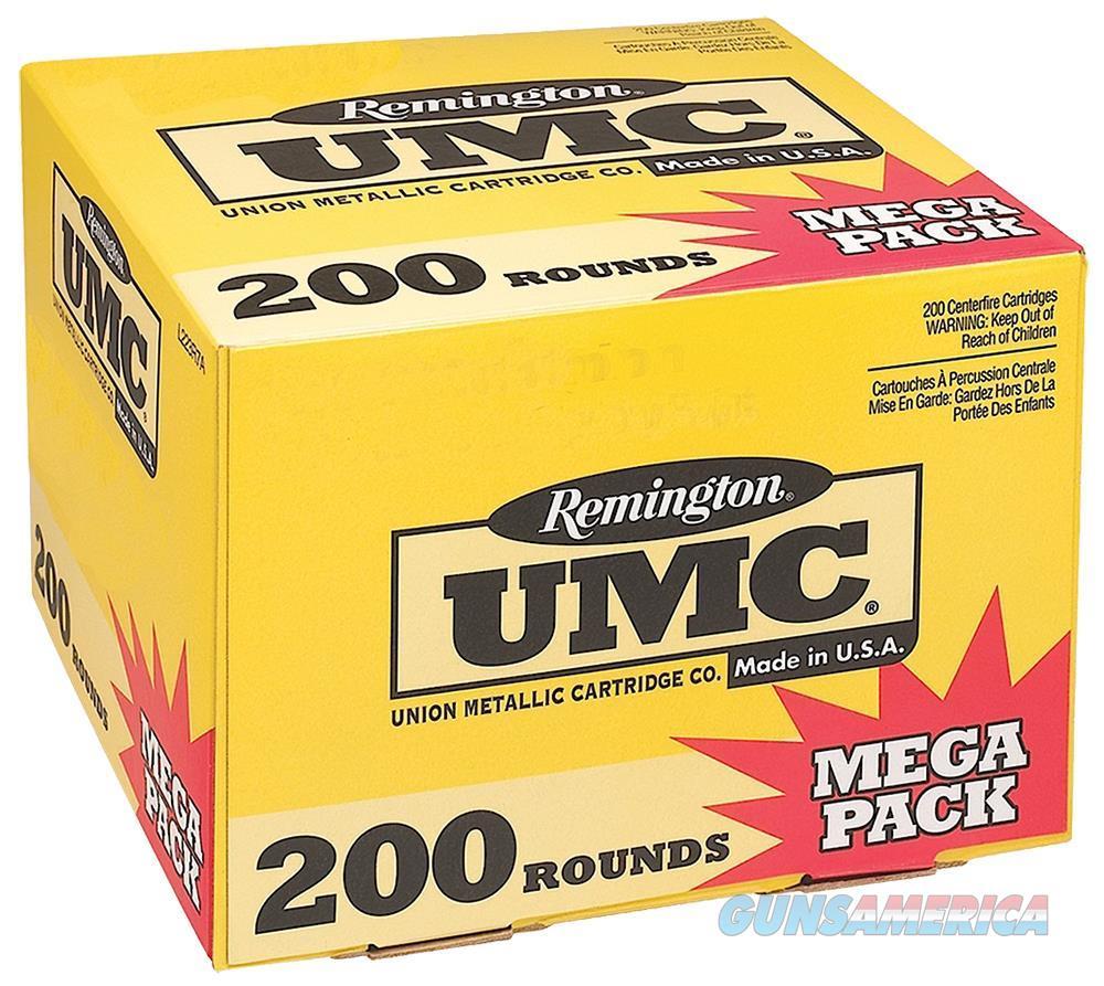 Remington Ammunition L223r7a Umc 223 Remington/5.56 Nato Jhp 45 Gr 200Box/4Case L223R7A  Non-Guns > Ammunition