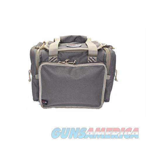 Goutdoors, Inc. G-Outdrs Gps Range Bag Med Grn/Tan GPS-1411MRBRK  Non-Guns > Holsters and Gunleather > Other