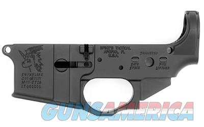 Spikes Tactical Spike's Stripped Lower (Snowflake) STLS030  Guns > Rifles > S Misc Rifles