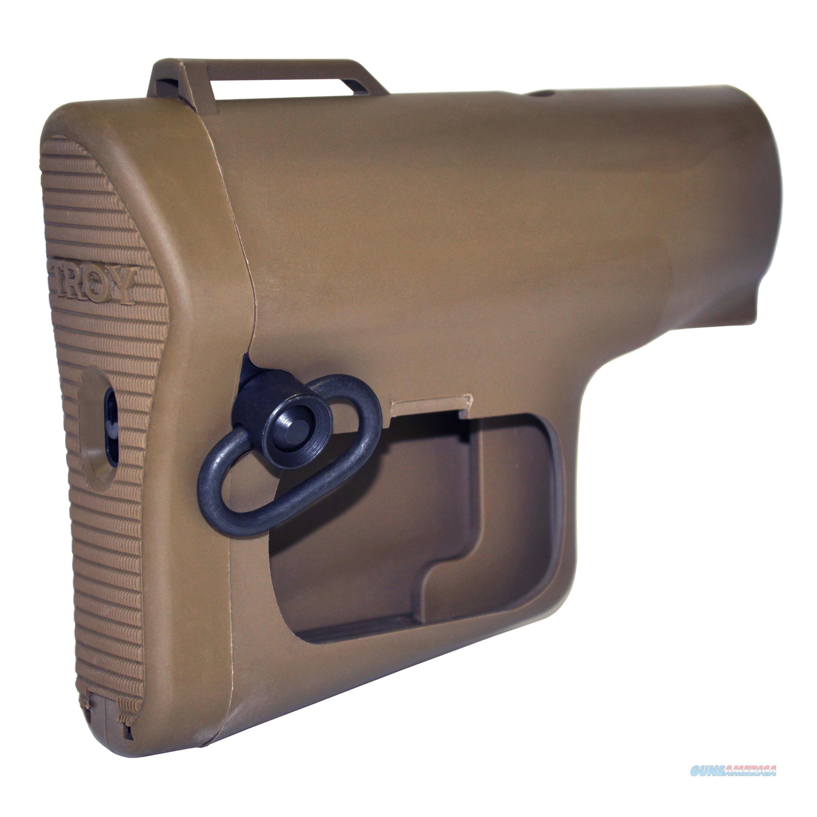 Troy Industries Inc Gps Nav Stock SBUT-GPS-00TT-01  Non-Guns > Gunstocks, Grips & Wood