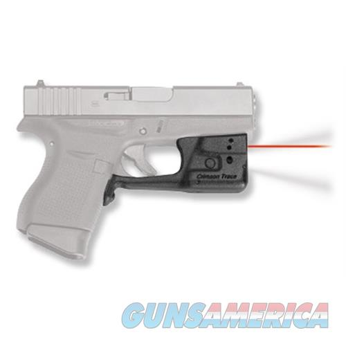 Crimson Trace Ctc Laserguard Pro For Glk 42/43 Red LL803  Non-Guns > Iron/Metal/Peep Sights