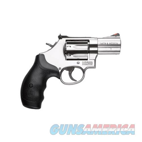 Smith & Wesson 686+ 357Mag 2.5 7Rd Ss Rb Sg Ct Rr Dt As Il 164192  Guns > Pistols > S Misc Pistols