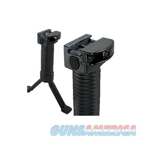 Grip-Pod Hdcr Poly/Stl Bipod Cm Lvr GPS-SAW-CL  Non-Guns > Gunstocks, Grips & Wood