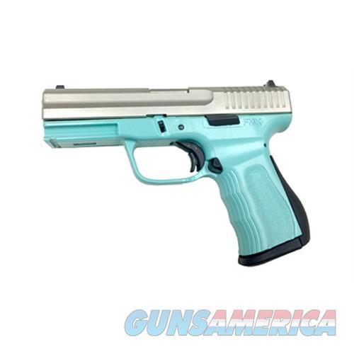 "Fmk Firearms Fmk 9C1g2 9Mm 4"" 10Rd Dao Blue/Silve FMKG40C1E  Guns > Pistols > F Misc Pistols"