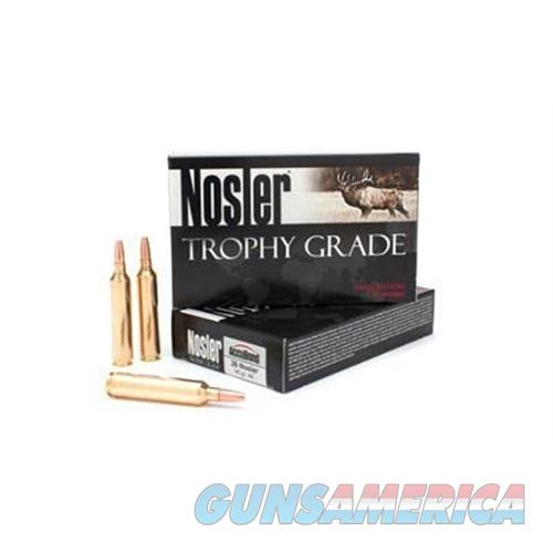 Nosler Ammo 30Nos 180Gr Accubond 20/10 60117  Non-Guns > Ammunition