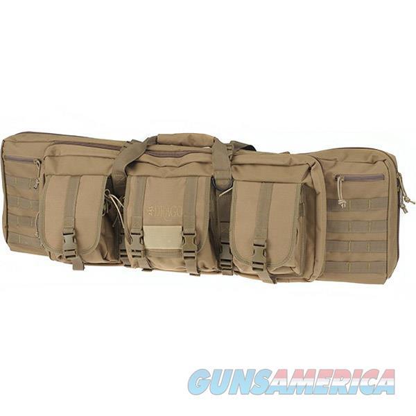 Drago Gear Dbl Rifle Case 12-301 TN  Non-Guns > Gun Cases