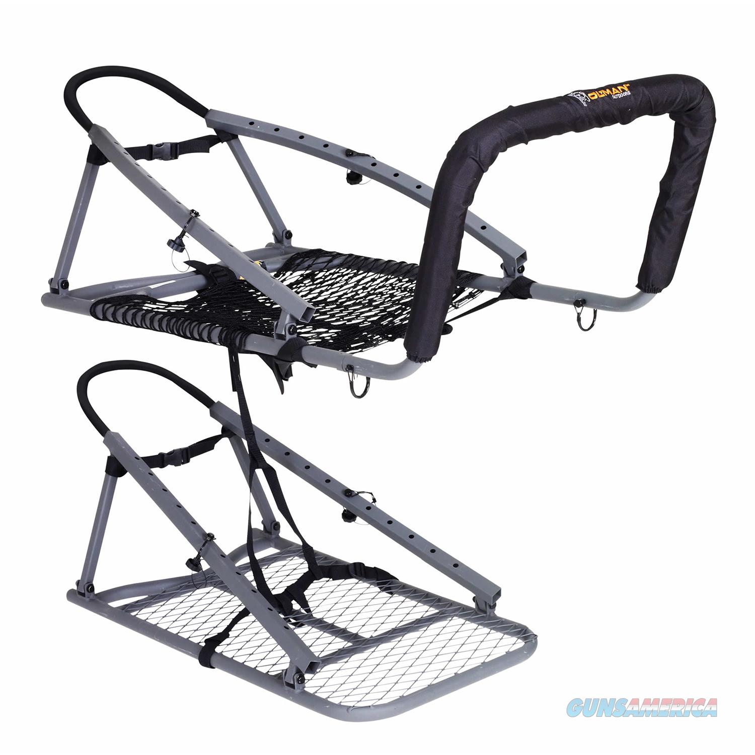 Millennium Ol Man Multi Vision Steel       Climber  Com-04 COM-04  Non-Guns > Hunting Clothing and Equipment > Tree Stands
