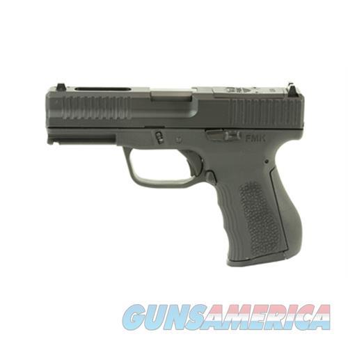 "Fmk Firearms Fmk 9C1e 9Mm 4"" 10Rd Elite Or Blk FMKG9C1ENM  Guns > Pistols > F Misc Pistols"