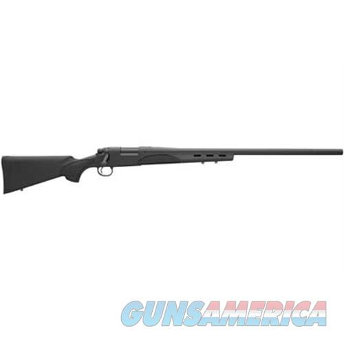 "Remington Rem 700 Sps Vrmnt 308Win 26"" Hb Blk 84218  Guns > Rifles > R Misc Rifles"