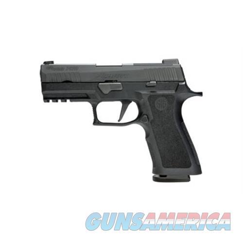 "Sig P320 X-Carry 3.9"" 17Rd Blk Ns 320XCA-9-BXR3  Guns > Pistols > S Misc Pistols"
