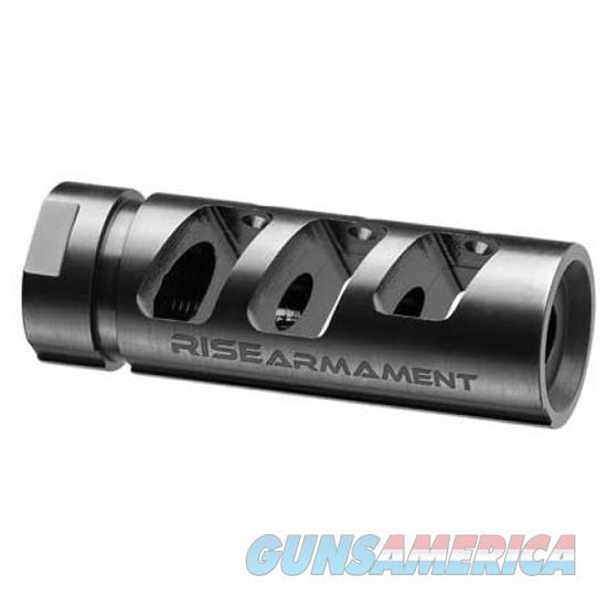 Rise Armament Ra-701 Compensator 223 5.56 Black RA701223 BLK  Non-Guns > Gun Parts > Misc > Rifles