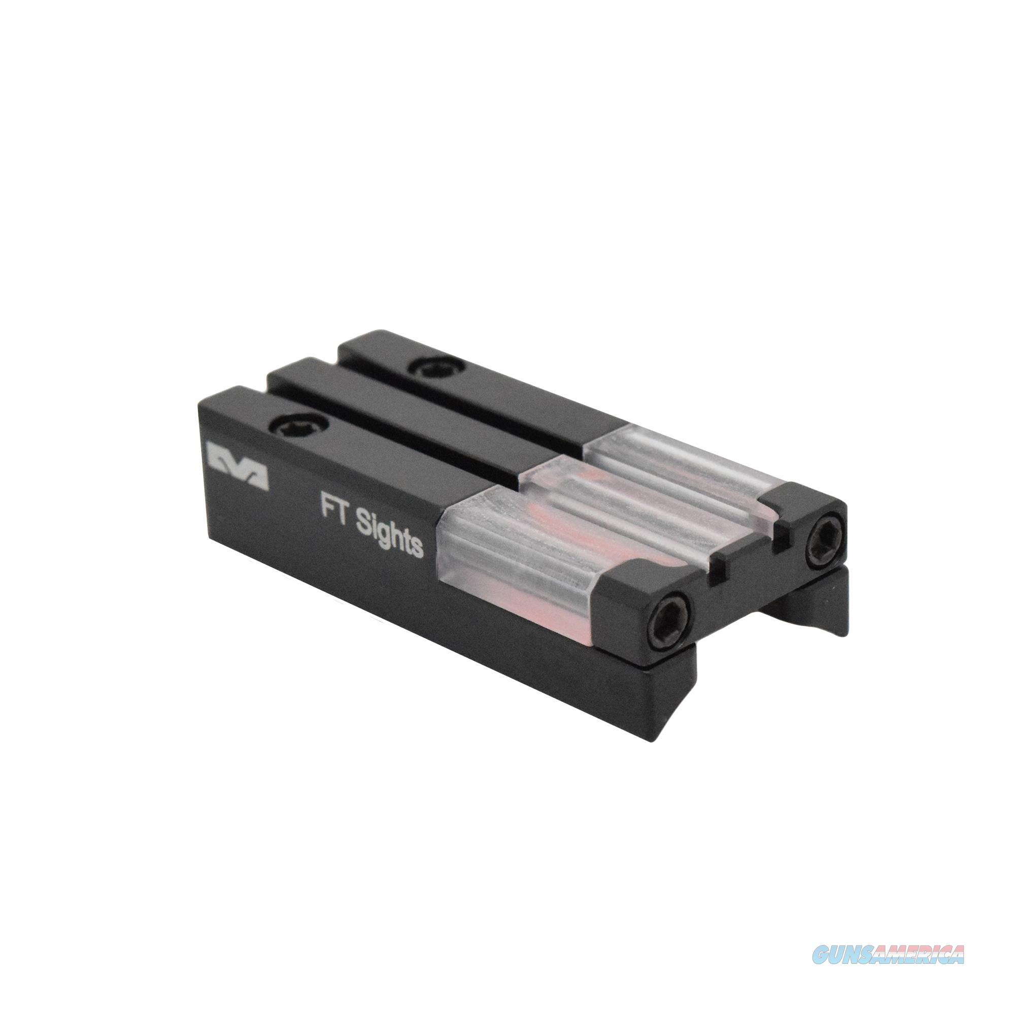 Meprolight Fiber-Tritium Bullseye Sight ML63145R  Non-Guns > Iron/Metal/Peep Sights