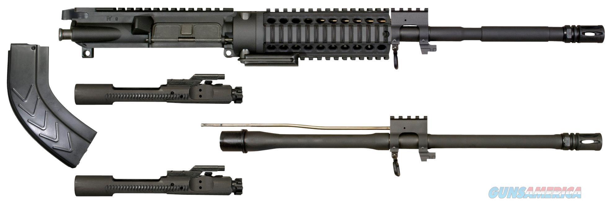 "Windham Weaponry Kitmcs2 Multi-Caliber Upper Kit 223 Remington/7.62X39mm 16"" Blk KITMCS2  Non-Guns > Gun Parts > M16-AR15 > Upper Only"