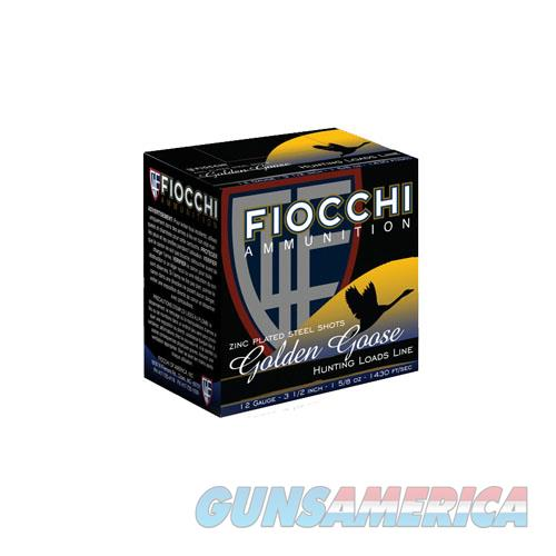 Fiocchi Golden Goose 12 Gauge 1235GG3B  Non-Guns > Ammunition