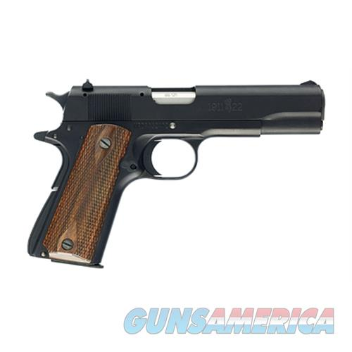 "Browning Brown 1911-22A1 Fs 4.25"" 22Lr Blk 051802490  Guns > Pistols > B Misc Pistols"