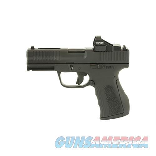 "Fmk Firearms Fmk 9C1e 9Mm 4"" 10Rd Elite Vv Blk FMKG9C1EPRONM  Guns > Pistols > F Misc Pistols"