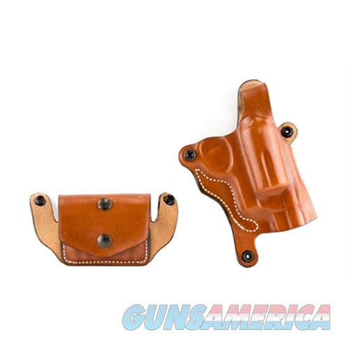 Desantis Desantis Ny U/C Dbl Pch Gvnr Rh Tan 11DTAV1P0  Non-Guns > Holsters and Gunleather > Other